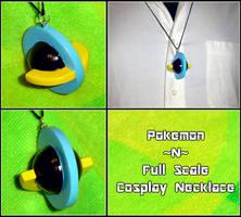 Pokemon - N Cosplay Necklace by YellerCrakka