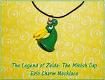 Zelda - Minish Cap - Ezlo Charm Necklace