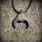 Labyrinth - Goblin King Jareth's Necklace