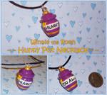 Winnie the Pooh - Hunny Pot Necklace Jar of Honey