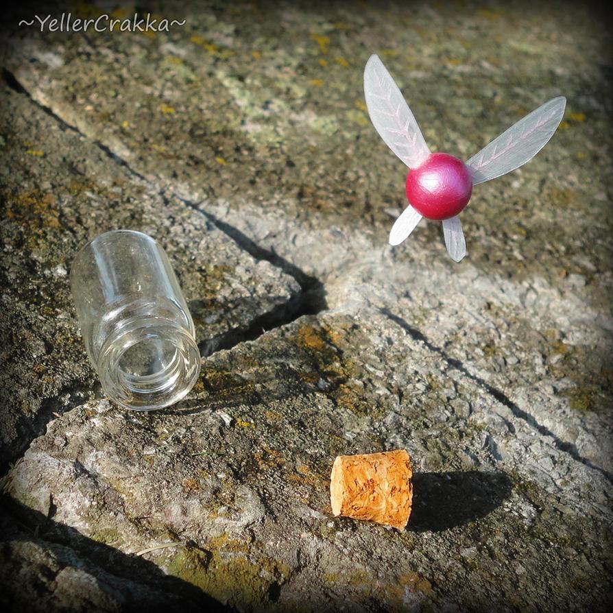 Zelda - Fairy in a Bottle - Satoru Iwata Tribute by YellerCrakka