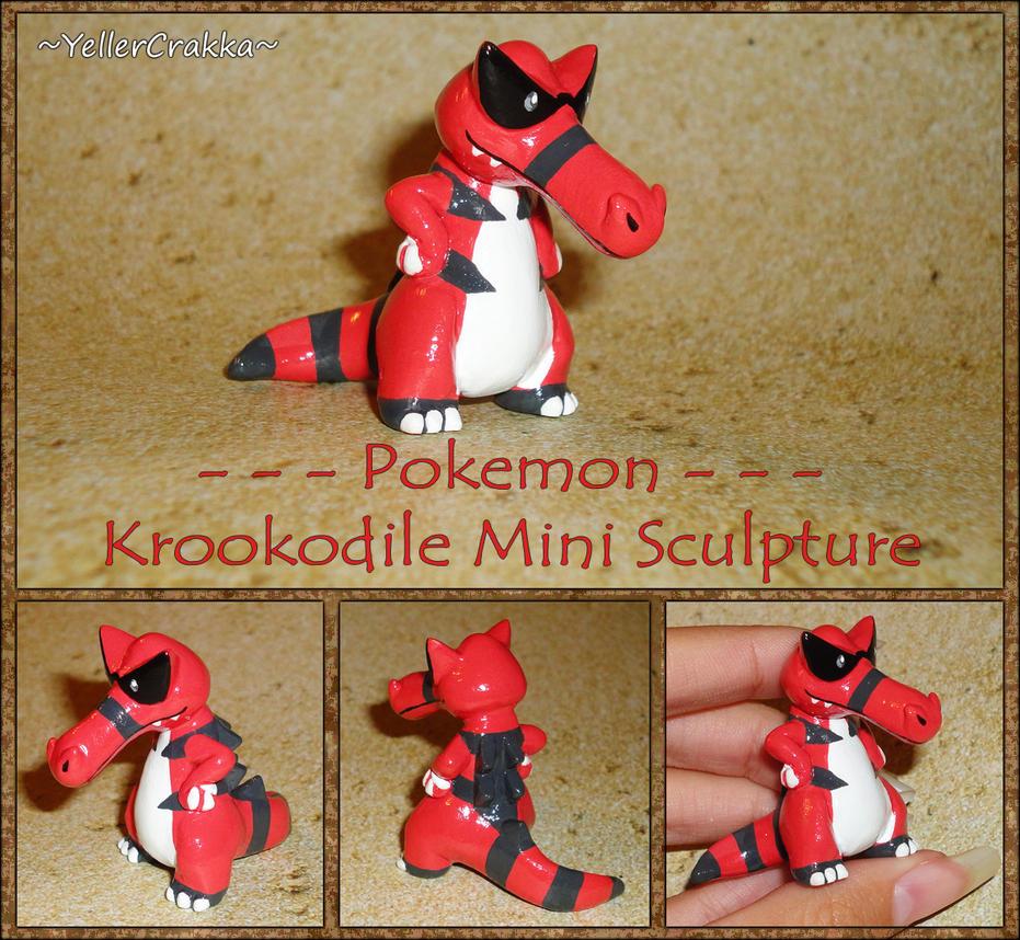 Krookodile Pokemon Toys Images   Pokemon Images