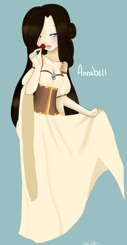 annabell bleach oc - photo #5