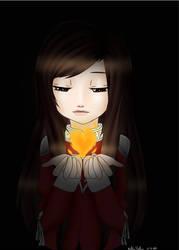 Firey Heart by BiisuMonster