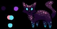 Kitty Adoptable #6 by BiisuMonster