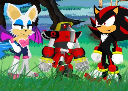 Team Dark Cosplay by shadowhorsegirl28