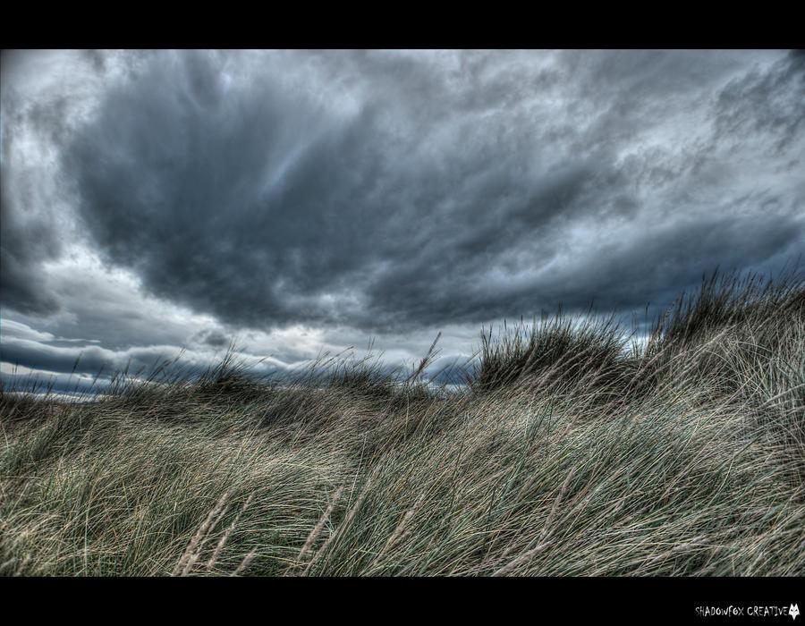 Stormy skies by shadowfoxcreative