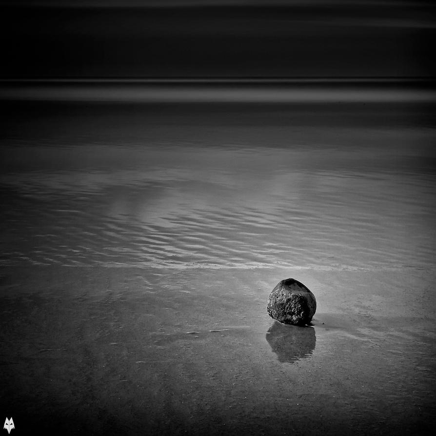 Lone Stone by shadowfoxcreative