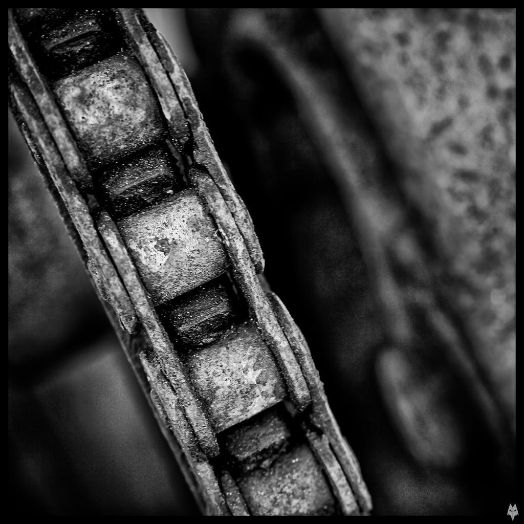 Chain gang by shadowfoxcreative