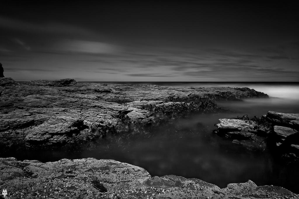 On the rocks by shadowfoxcreative