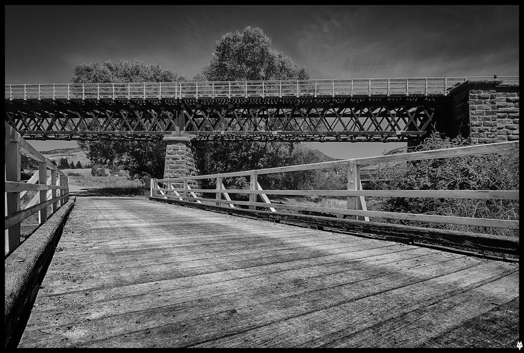 Bridges by shadowfoxcreative