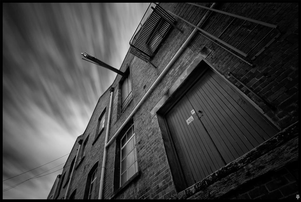 Roslyn Mill by shadowfoxcreative