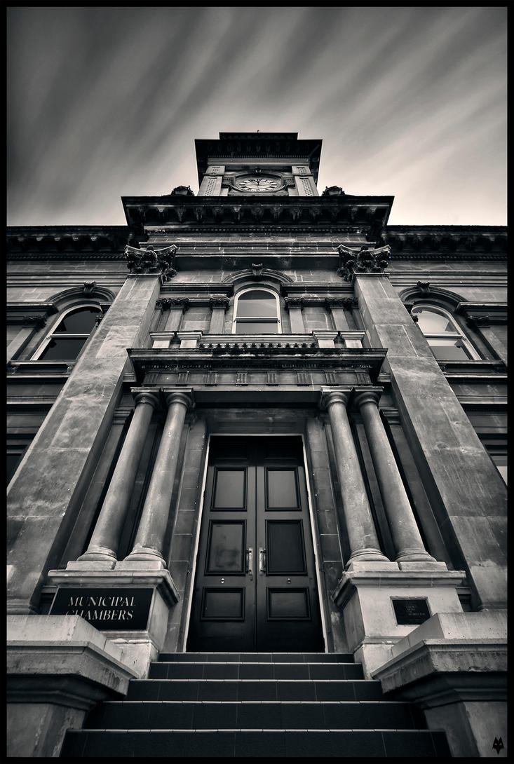 Town hall by shadowfoxcreative