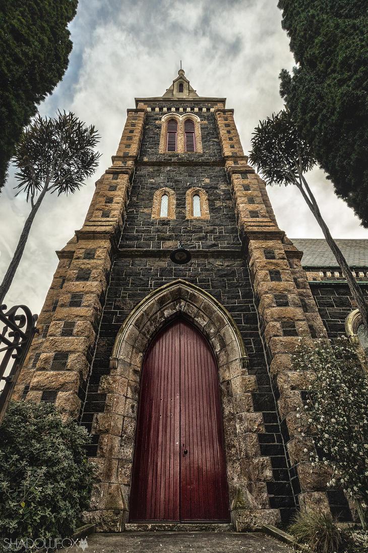 Church by shadowfoxcreative