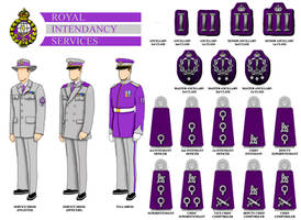 Royal Intendancy Services by marcpasquin