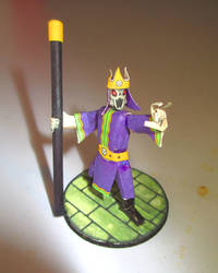 Ghastly Lich of Parechesis