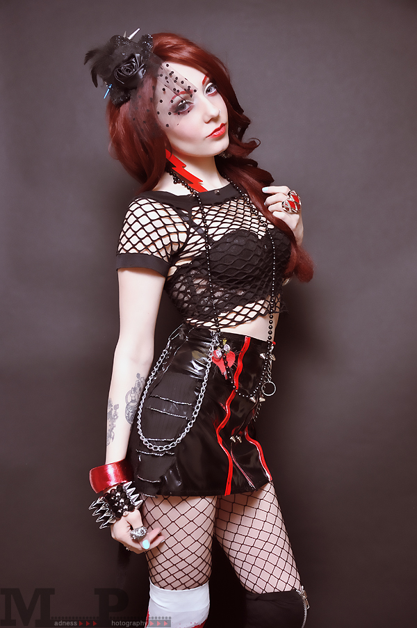 Candy-Rock Couture 2 by LezaLush