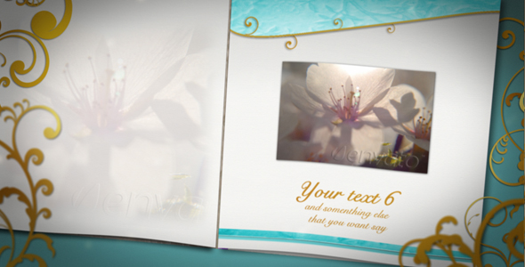 Expresso Wedding Album - videohive template by ExpressoDesign