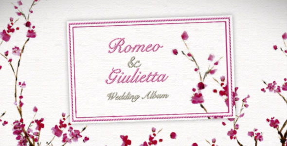 Expresso Wedding Album v2 - videohive template by ExpressoDesign