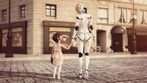 [DAZ3D] - Babysitter 2.0 by PSK-Photo