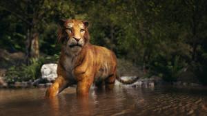 [DAZ3D] -  Tiger by PSK-Photo