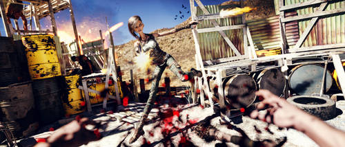 [DAZ3D] - Don't fuck with Mad Maxie! (POV) by PSK-Photo