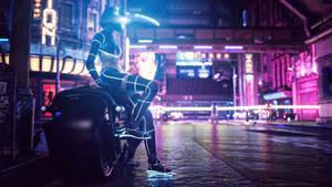 [DAZ3D] - Cyberpunk by PSK-Photo