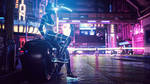 [DAZ3D] - Cyberpunk by PSK-Photo