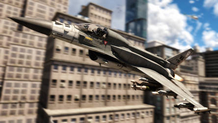 [DAZ3D] - Fly by by PSK-Photo