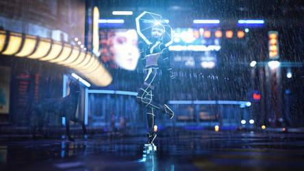 [DAZ3D] - Dancing in the Rain