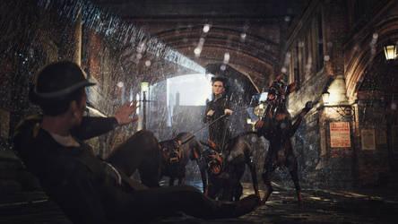 [DAZ3D] - Caught Jack the Ripper