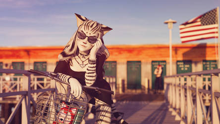 [DAZ3D] - Catgirl