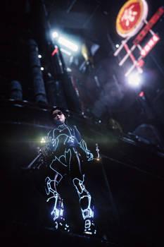 [DAZ3D] - Old stuff week - Cyberpunk
