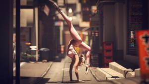[DAZ3D] - Urban Ballerina