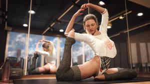 [DAZ3D] - Yoga