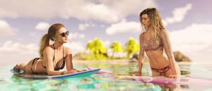 [DAZ3D] - Surfboards