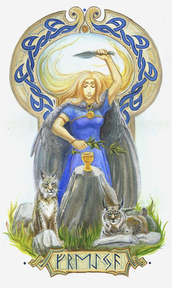 Relotixke's Freyja