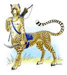 Cheetah-Taur