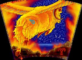 Aries - Zodiac Ephemeris Project by Relotixke
