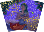 Virgo - Zodiac Ephemeris Project