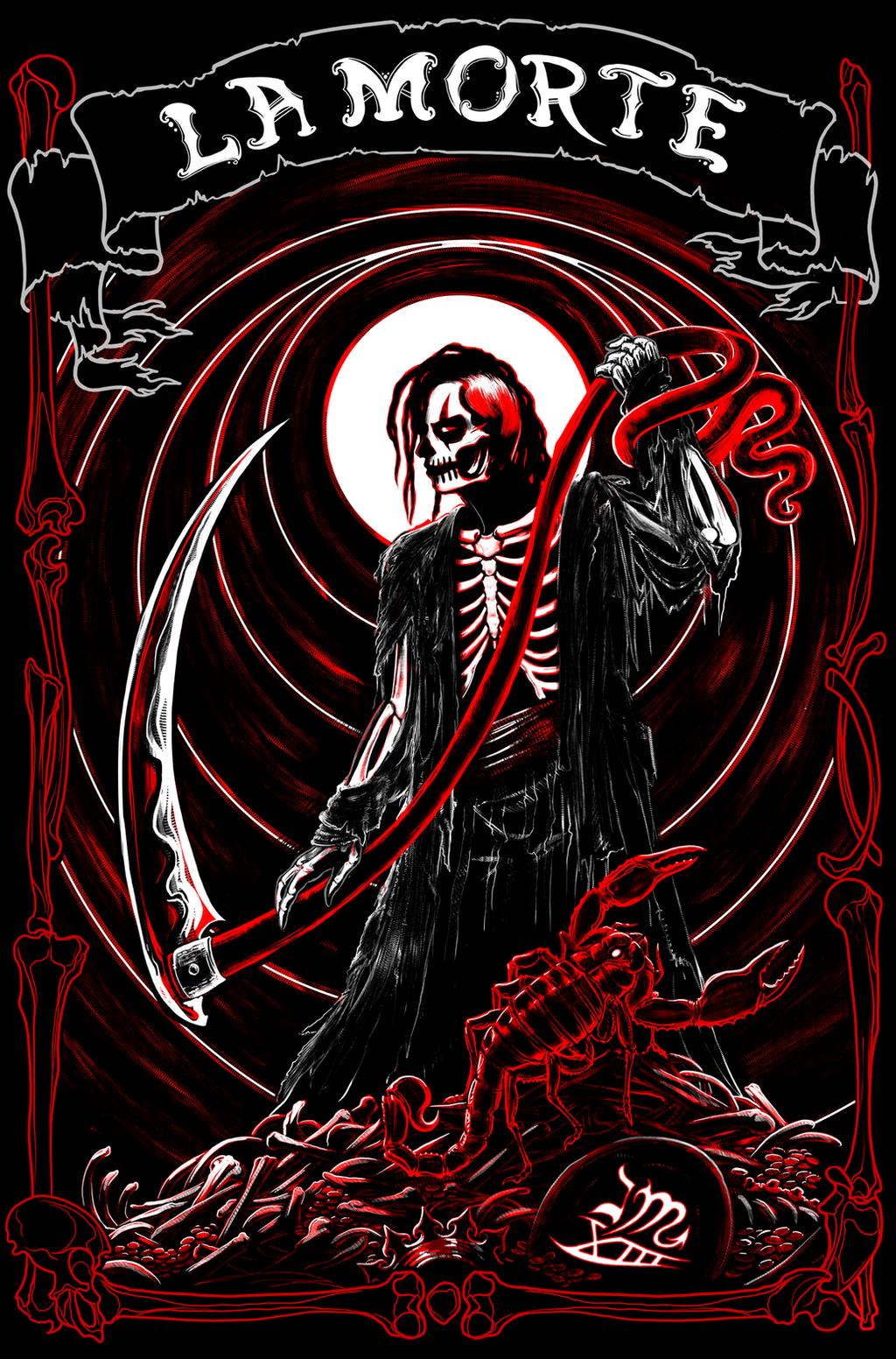La Morte by Relotixke