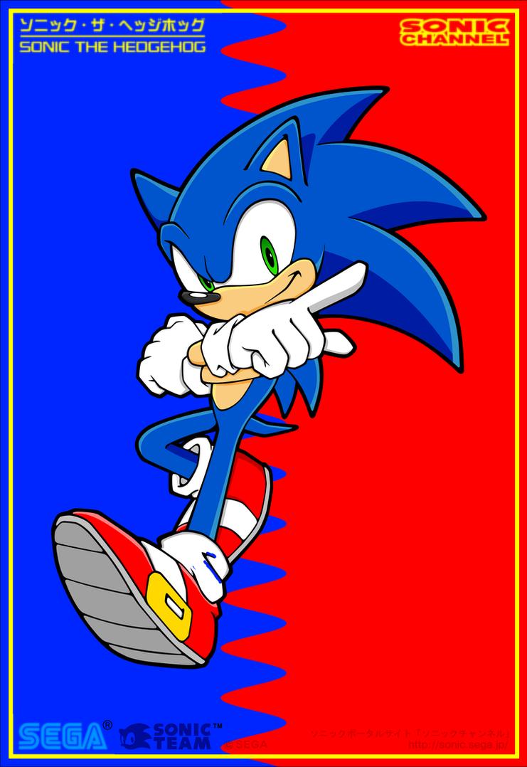 Sonic 100 by Pennyadodumuss