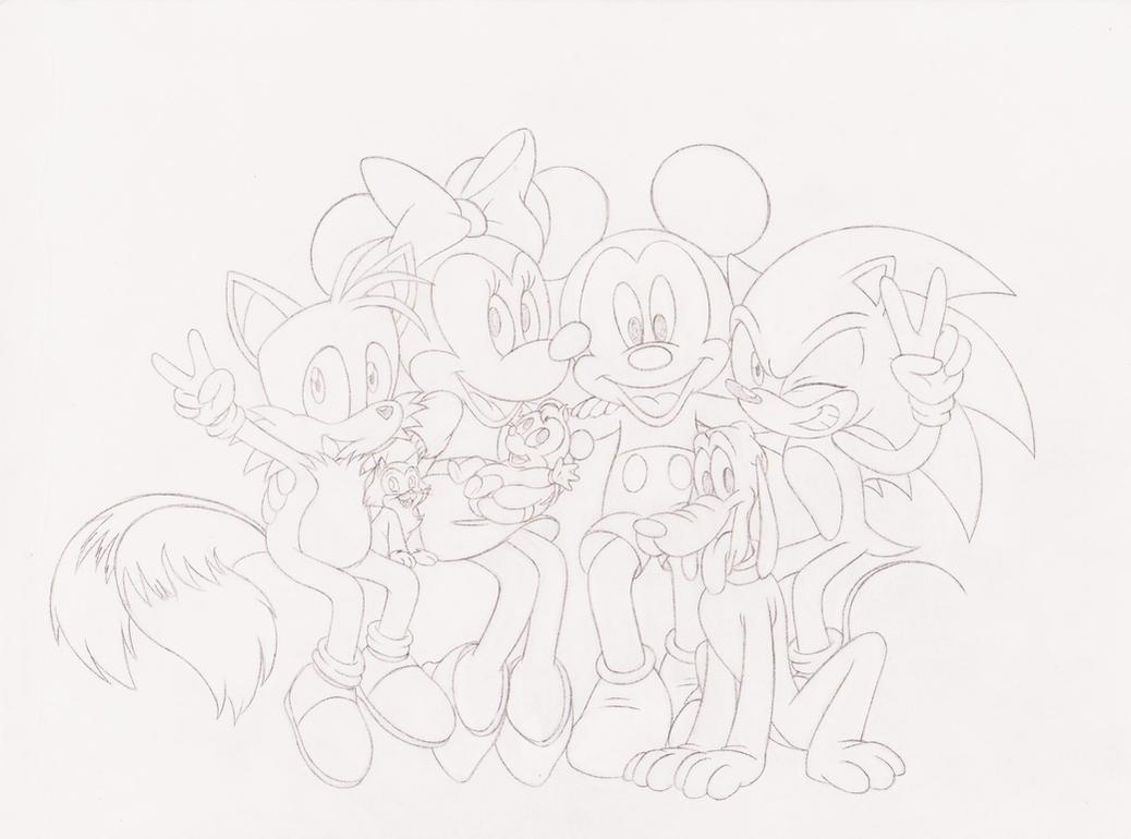 Family Portrait by Pennyadodumuss