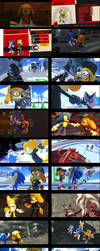 Trixter In Sonic Forces by Pennyadodumuss