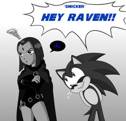 Sonic and Raven
