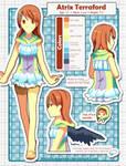 Atrix Terraford Character Sheet