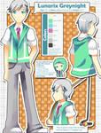Lunarix Greynight Character Sheet