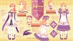 Jefrine Maywind Character Sheet
