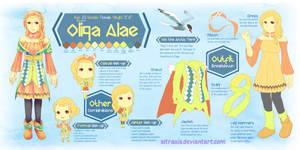 Oliqa Alae Character Sheet
