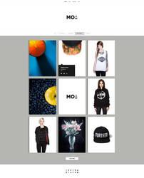 Moa Tumblr Theme by GuffQa